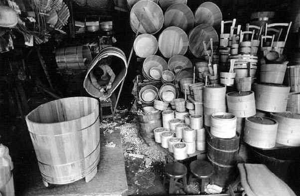 造 木 桶
