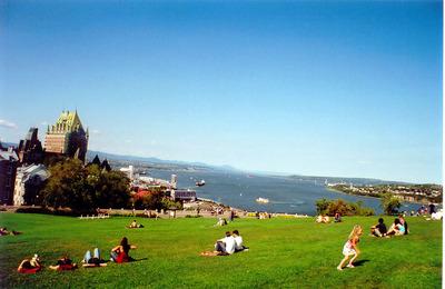 Quebec City QC
